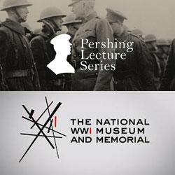 Pershing Lecture on Middle East presented at WWI Museum