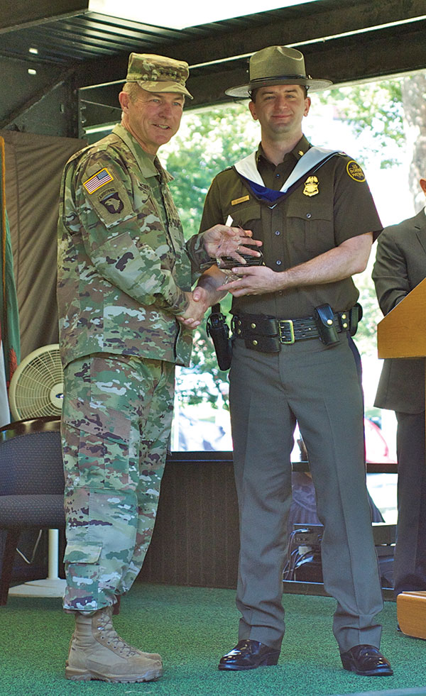 CGSOC graduates 1100 officers in 2018 class | Command and