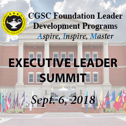 Executive Leader Summit – Sept. 6