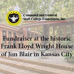 CGSC Foundation fundraiser – Oct. 25