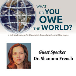 Foundation and JCC to co-host 'ethical cafe' – Oct. 30