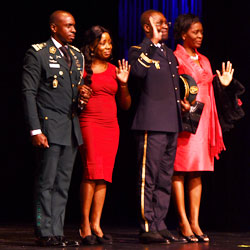 5th annual special event at KC's Kauffman Center honors international military students