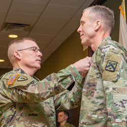 Efflandt departs Army University, Galloway becomes provost