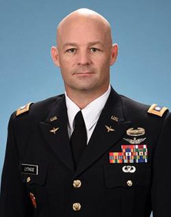 Lt. Col. Trent J. Lythgoe