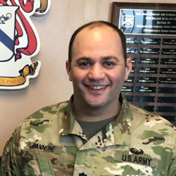 CGSOC instructor earns TASS Military Instructor of the Year honor for 2018
