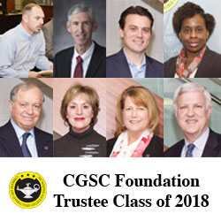 Trustee Class of 2018 is 'Person of the Month' – March 2019