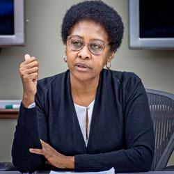 Foundation hosts Visiting Professor of Diplomacy