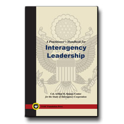 Interagency Leadership handbook on sale now