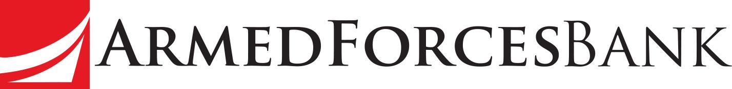 Armed Forces Bank logo- horizontal