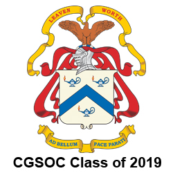 CGSOC Class of 2019 – Persons of the Month for June