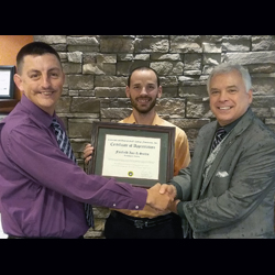 Foundation recognizes local hotel business