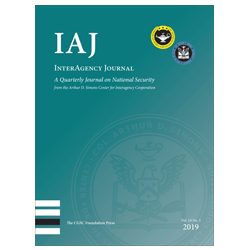 InterAgency Journal 10-3