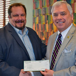 Pioneer Services continues support to the Foundation