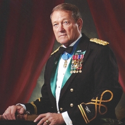 MoH Recipient, Founding Trustee, is Person of the Month – September 2019