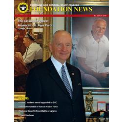 Foundation News No. 25 cover image