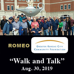 ROMEOs, Greater KC Community Foundation leaders visit CGSC