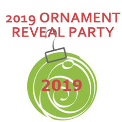 2019 Foundation Holiday Ornament Reveal Party – Oct. 24