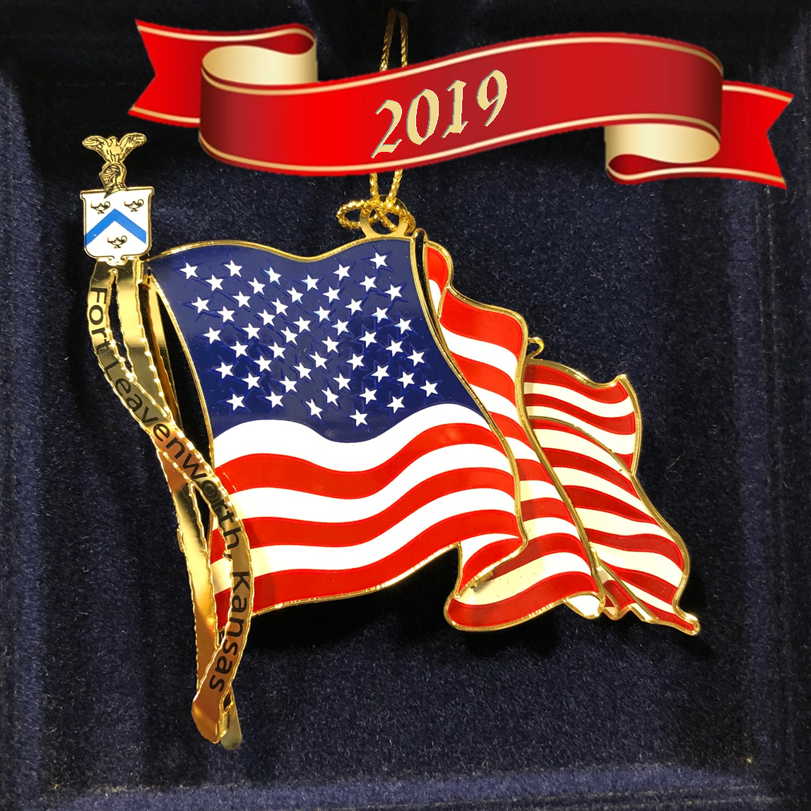 CGSC Foundation unveils 2019 ornament