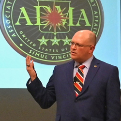 Latest brown-bag lecture focuses on CIA