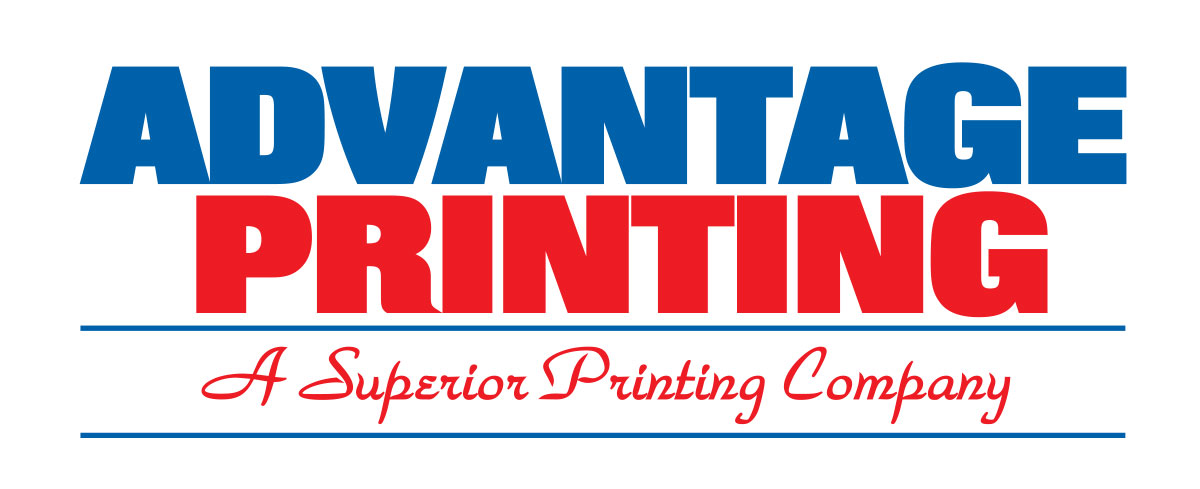 logo for Advantage Printing
