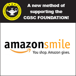 Support the Foundation by shopping on AmazonSmile