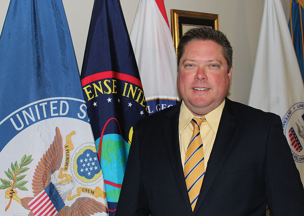Photo of Matthew Roth, the Commandant's Distinguished Chair for Diplomatic Studies at the U.S. Army Command and General Staff College.