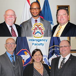 CGSC Interagency Faculty – Persons of the Month for November