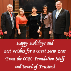 Happy holidays and best wishes for a great new year