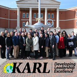 Foundation hosts KARL visit to Fort Leavenworth