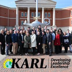 Foundation hosts KARL visit to Fort Leavenworth