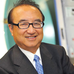 Benny Lee, CGSC Foundation Trustee and owner of the DuraComm company in Kansas City