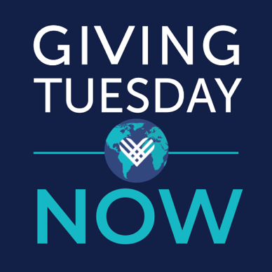 Give Back with #GivingTuesdayNow