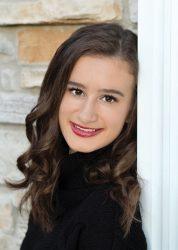Alannah Skinner, 2020 college scholarship awardee