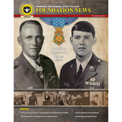 Foundation News No. 26 cover image
