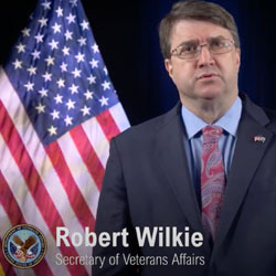 VA Secretary Memorial Day Message