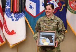 Maj. Sarah M. Gerstein
