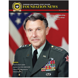 Foundation News No. 27 cover image