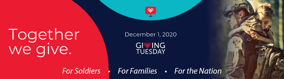 Giving Tuesday 2020 composite image