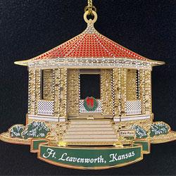 Zais Gazebo ornament