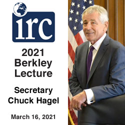 IRC Berkley Lecture March 16
