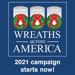 Wreaths Across America logo with