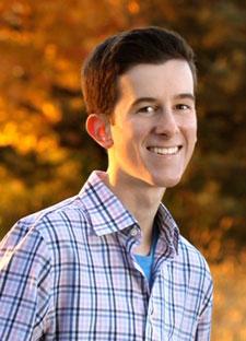Kyle Skinner, 2021 CGSCF Scholarship winner
