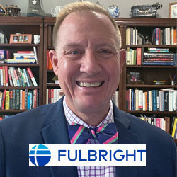 CGSS faculty member selected as Fulbright Scholar