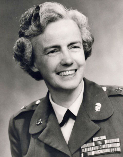 Brig. Gen. Elizabeth P. Hoisington