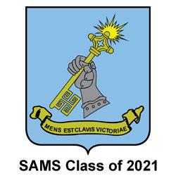 SAMS crest with