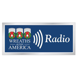 Wreaths Across America Radio helps make connections