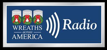 Wreaths Across America Radio image link
