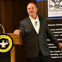 Retired general, author, scholar presents at CGSC Foundation event in KC